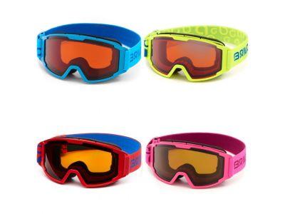 Detské lyžiarske okuliare BRIKO SAETTA 17