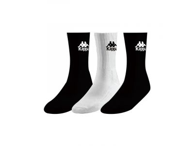 Ponožky KAPPA AUTHENTIC AILEL 3PACK 904