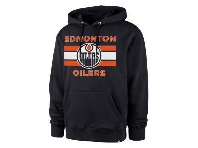Mikina '47 BURNSIDE DISTRESSED Edmonton Oilers