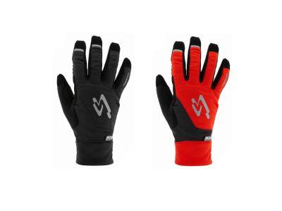 Cyklistické rukavice SPIUK LONG GLOVES XP M2V