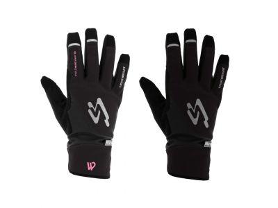 Cyklistické rukavice SPIUK LONG GLOVES XP M2V LIGHT