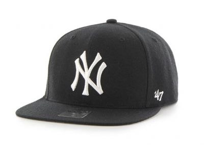 Šiltovka '47 NO SHOT New York Yankees BK