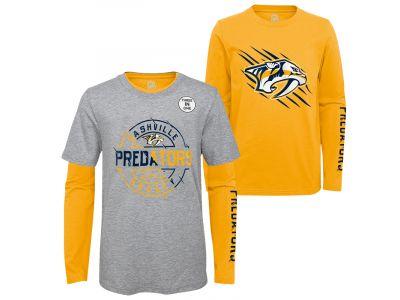 Detské tričko 3 v 1 OUTERSTUFF Nashville Predators