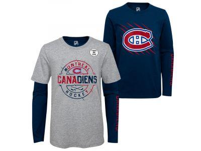 Detské tričko 3 v 1 OUTERSTUFF Montreal Canadiens