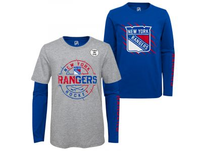 Detské tričko 3 v 1 OUTERSTUFF New York Rangers