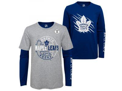 Detské tričko 3 v 1 OUTERSTUFF Toronto Maple Leafs
