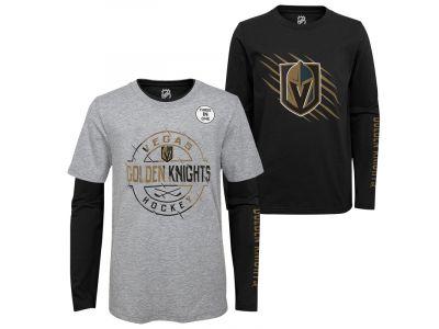 Detské tričko 3 v 1 OUTERSTUFF Las Vegas Golden Knights