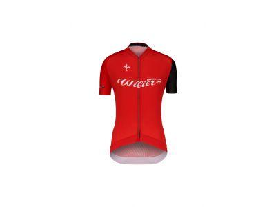Dámsky cyklistický dres WILIER CYCLING CLUB RED