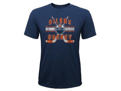 Detské tričko OUTERSTUFF SUPERSTRIPE Edmonton Oilers