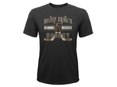 Detské tričko OUTERSTUFF SUPERSTRIPE Las Vegas Golden Knights