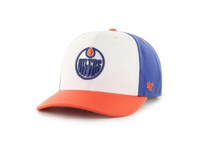 Šiltovka 47' MVP DP REPL. COLD ZONE Edmonton Oilers Vint RY79