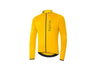 Cyklistický dres SPIUK LS JERSEY ANATOMIC
