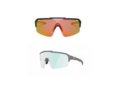 Cyklistické okuliare NEON ARROW ANTHRACITE MIRRORTRONIC