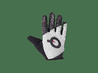 Cyklistické rukavice PROLOGO LONG FINGERS PIQUET - WB