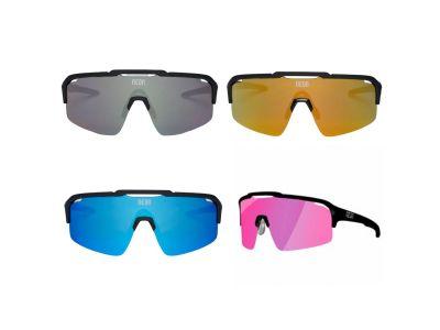 Cyklistické okuliare NEON ARROW BLACK MIRRORTRONIC