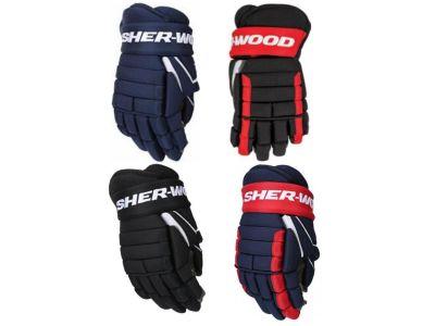 Hokejové rukavice Sher-Wood T120 PRO