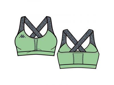 Fitness podprsenka KAPPA VIARET 904 S