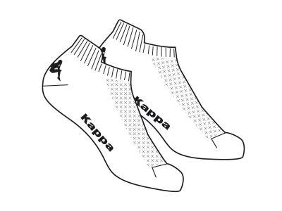 Ponožky KAPPA CHOPHIE 1PACK 001