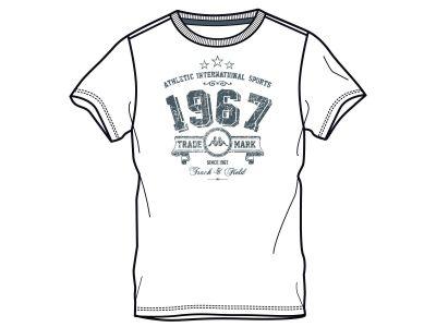 Tričko KAPPA ZIMAR 001
