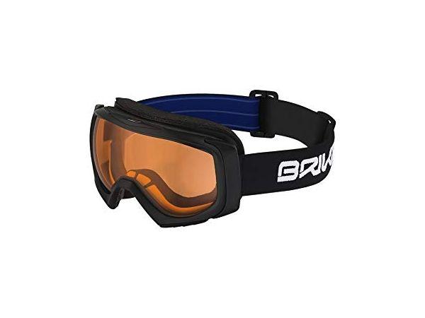Lyžiarske okuliare BRIKO SNIPER N001 945-600 BLK
