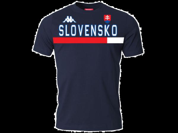 Tričko KAPPA AFERS-SLOVENSKO 193
