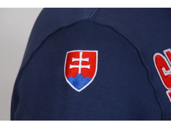 Mikina KAPPA EROI ASKE-SLOVENSKO 193