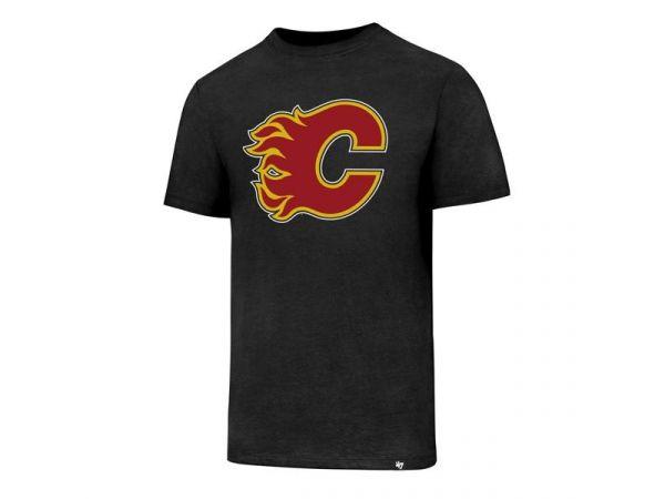 Tričko '47 CLUB Calgary Flames BK