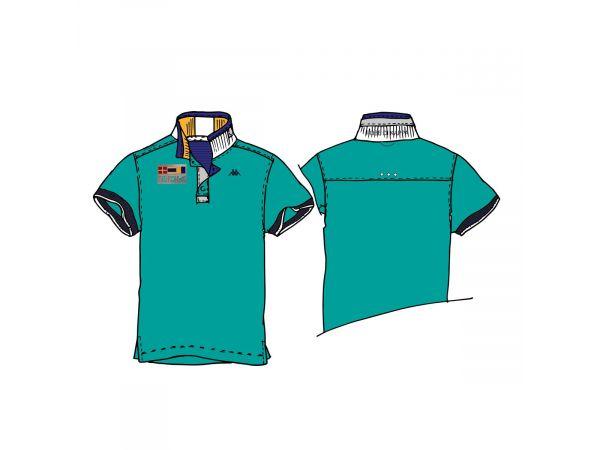 Polo tričko Robe di Kappa ASHVIN 903