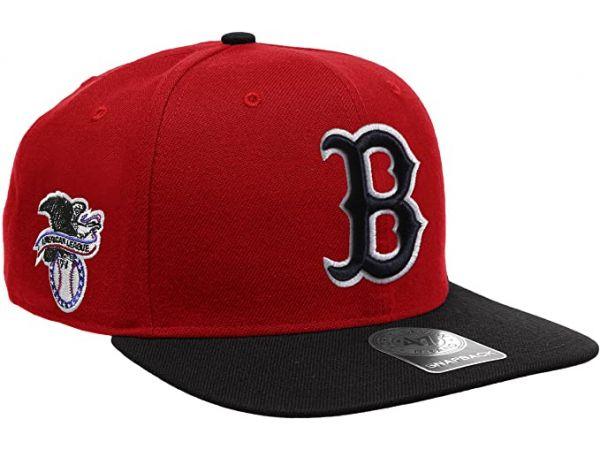 Šiltovka '47 SURE SHOT 2TONE Boston Red Sox RD