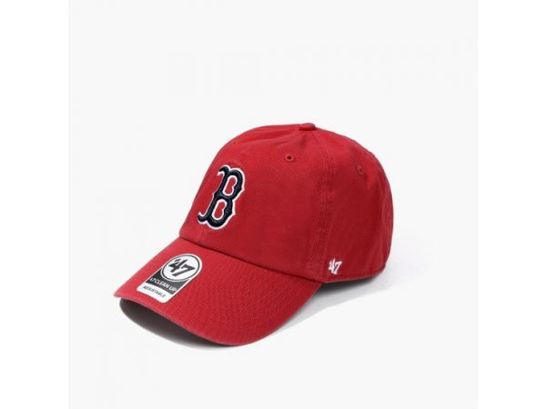 Šiltovka '47 CLEAN UP Boston Red Sox RD