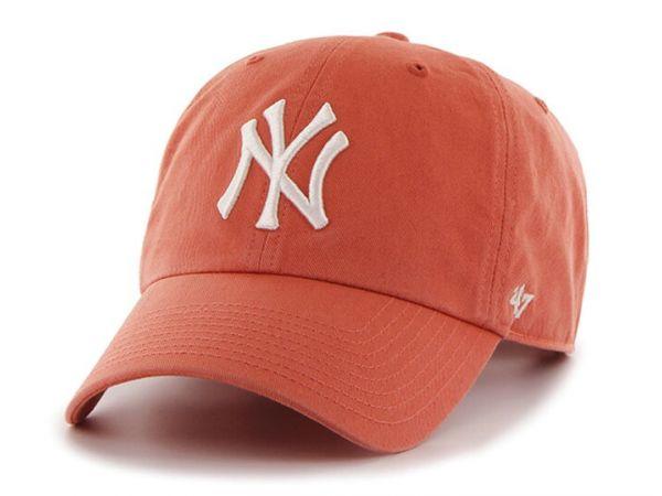 Šiltovka '47 CLEAN UP New York Yankees IR