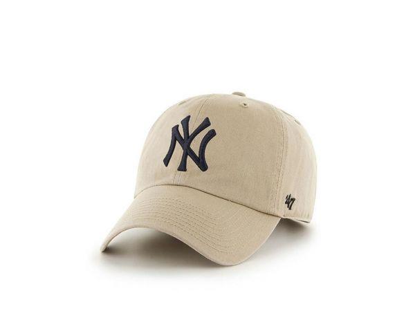 Šiltovka '47 CLEAN UP New York Yankees KH