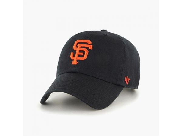Šiltovka '47 CLEAN UP San Francisco Giants BK