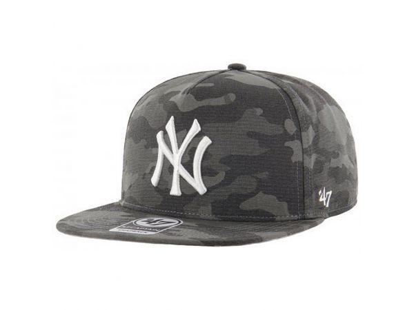Šiltovka '47 CAPTAIN New York Yankees CAMO