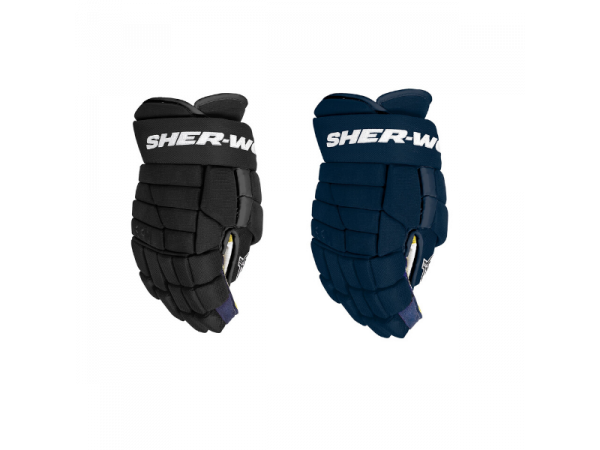 Hokejové rukavice Sher-Wood BPM120 Senior