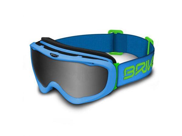 Lyžiarske okuliare BRIKO AMIATA L003-SZA2 BLU M