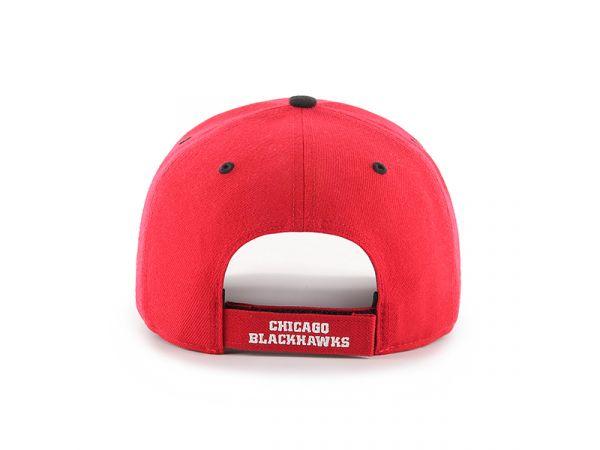 Šiltovka '47 MVP Audible DP Chicago Blackhawks RED