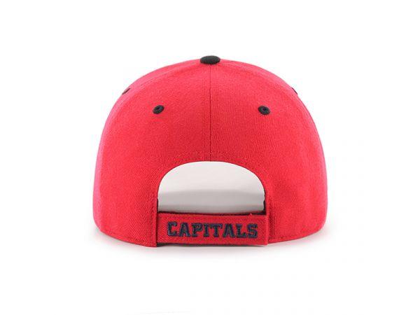 Šiltovka '47 MVP Audible DP Washington Capitals RED