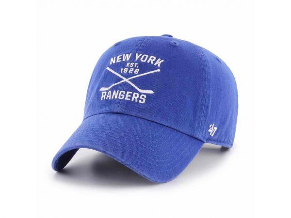 Šiltovka '47 CLEAN UP AXIS New York Rangers RY