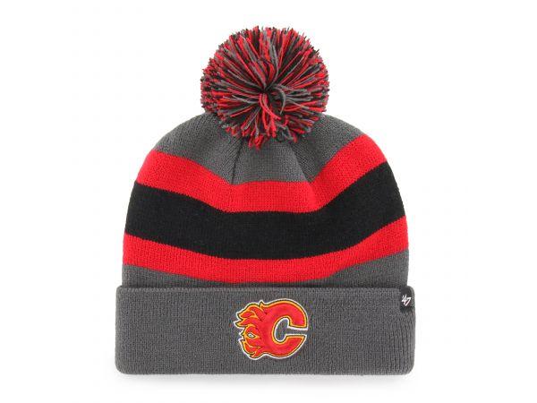 Čiapka '47 BREAKAWAY Calgary Flames BK