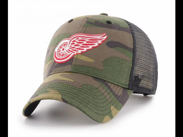 Šiltovka '47 MVP Branson Detroit Red Wings CM