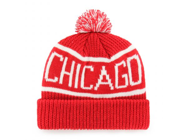 Čiapka '47 CALGARY Chicago Blackhawks RD