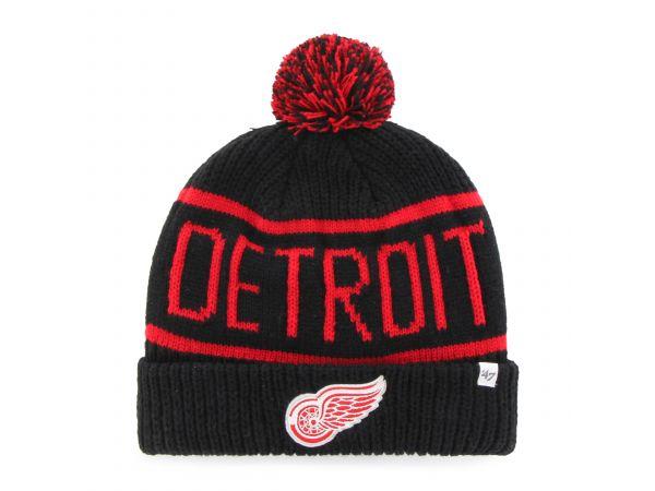 Čiapka '47 CALGARY Detroit Red Wings BK