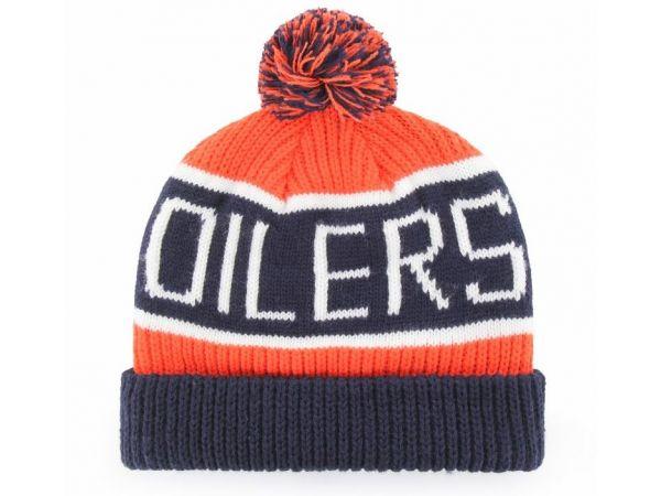 Čiapka '47 CALGARY Edmonton Oilers ORB