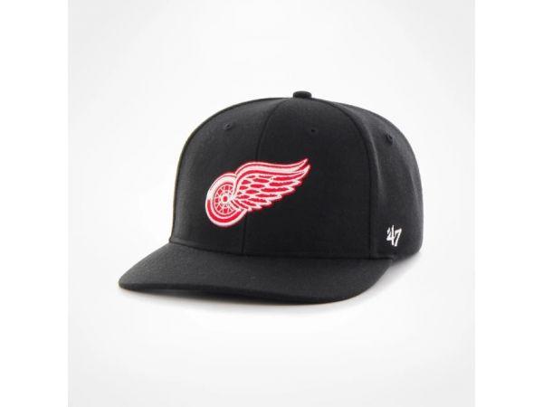 Šiltovka '47 CONTENDER Detroit Red Wings BK