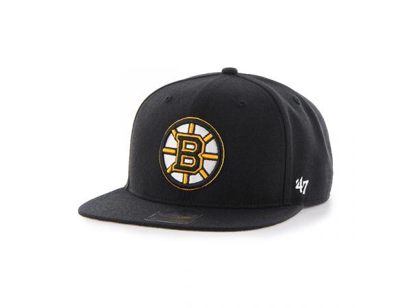 Šiltovka '47 NO SHOT Boston Bruins BK