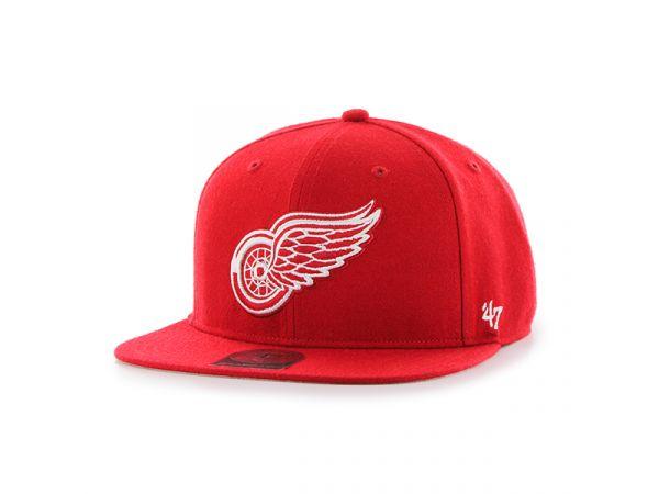 Šiltovka '47 NO SHOT Detroit Red Wings RD