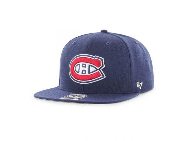 Šiltovka '47 NO SHOT CAPTAIN Montreal Canadiens LN