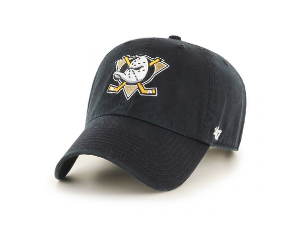 Šiltovka '47 CLEAN UP Anaheim Ducks BK