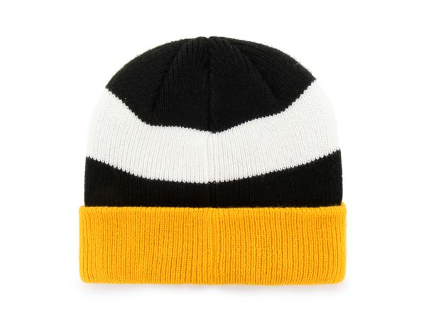 Čiapka '47 SHORT SIDE Pittsburgh Penguins BK
